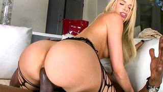 Todays Assparade update is a special one. This time we have the always sexy Anikka Albrite. Shes curvaceous and knows how to wind that body. Such a dick tease. Anikka Albrite will be having anal sex. With a big black dick. From non other than Lexington S