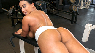 AssParade loves women that take care of themselves. Especially when they have big asses. Todays update features the very sexy Latina, Becca Diamond. Shes the total package. Big tits, fat ass, and a tasty pussy with a huge clit. Must taste like candy. We r