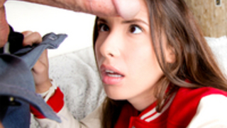 Incredible Casey Calvert is into some wild things
