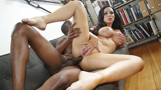 Poor Isiah Maxwell. His girlfriend just dumped him. She felt Isiah was a little too freaky in the sheets,and she didnt like the fact that Isiah would ask her to perform anal sex. Thank goodness Isiah has a great friend in Nikki Benz. Theyve been platonic