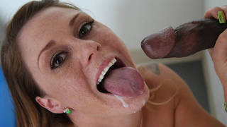 Scarlett Wild got her incredible pussy nailed right