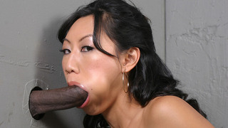 The stereotype that Asian women live to cater to men is apparent with Tia Ling. Not only does she love black dick,she loves it no matter when or where she can get it. The back seat of a Lincoln? Yes. Near thebasketball courts? Absolutely. Tias next black