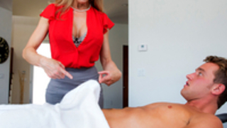 Passionate Brandi love got plenty dirty with her horny mom