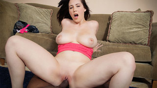 Wonderful Noelle Easton having some passionate fun